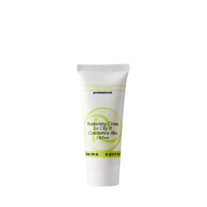 Dermo countrol Moistuiruzing Cream for Oily & Combination Skin Oil free
