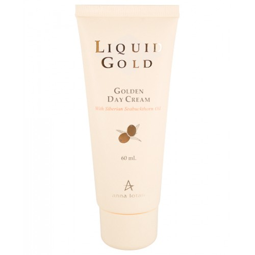 Крем дневной «Золотой» - Anna Lotan - Liquid Gold Golden Day Cream
