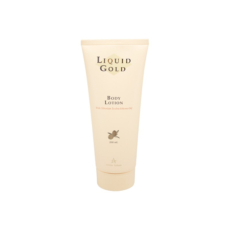 Body Lotion Liquid Gold