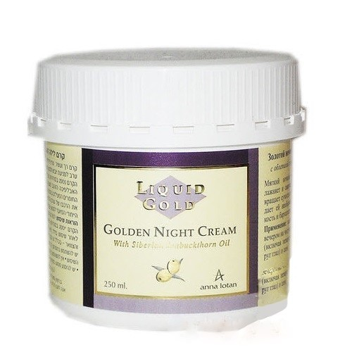 Golden Night Cream