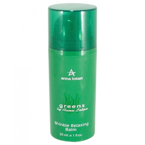 Крем против морщин «Гринс» - Anna Lotan - Greens  Wrinkle Relaxing Balm