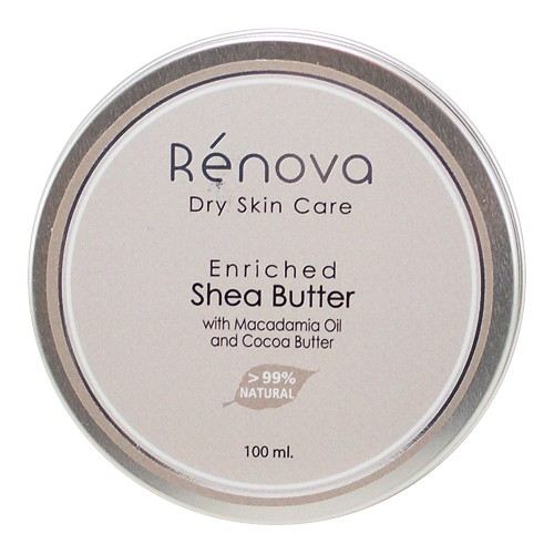 Enriched Shea Butter