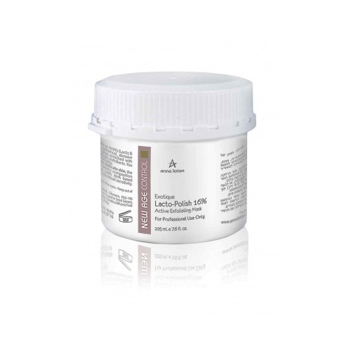 Lacto polish active exfoliating mask