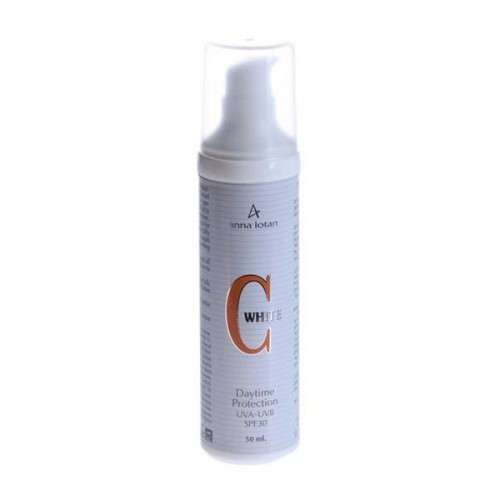 Daytime Ptotection UVA/UVB SPF 30  C White