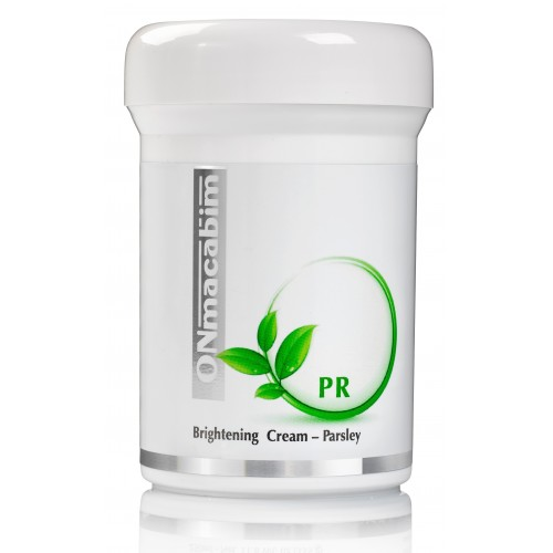 PR - Балансирующий крем - OnMacabim Brightening Cream Parsley