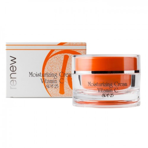 Moistuiruzing Cream Vitamin SPF 25