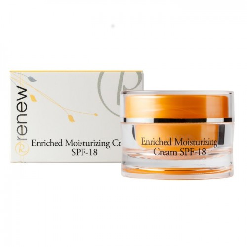 Enriched Moisturizing Cream SPF 18