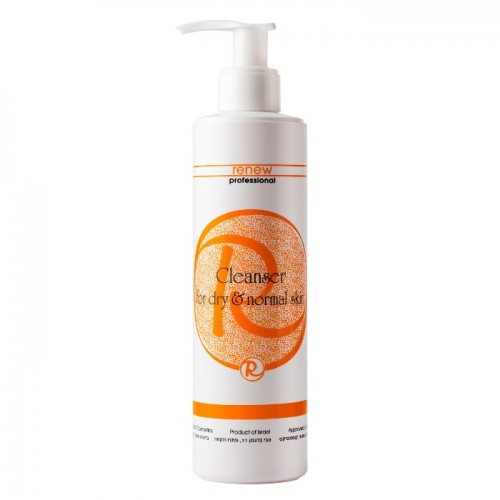 Cleanser for Dry & Normal Skin