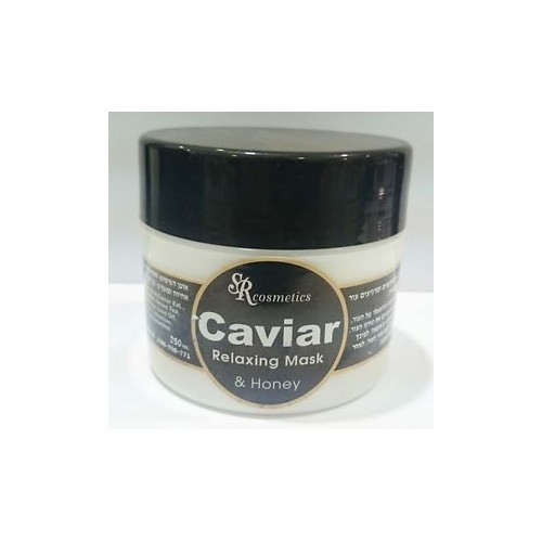 Relaxing mask caviar&honey