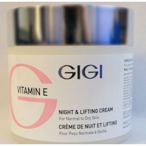 Vitamin E Night & Lifting Cream