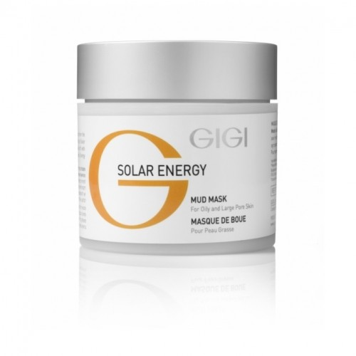 Solar Energy Mud mask for oil skin