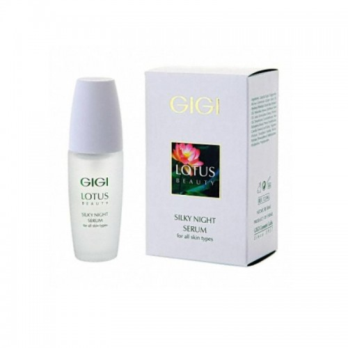 Lotus Silky Night Serum