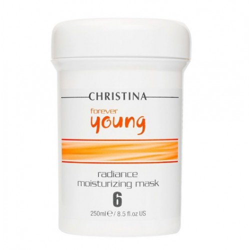 Forever Young St-6 Radiance Moisturizing Mask Christina Шаг 6 Увлажняющая маска Сияние