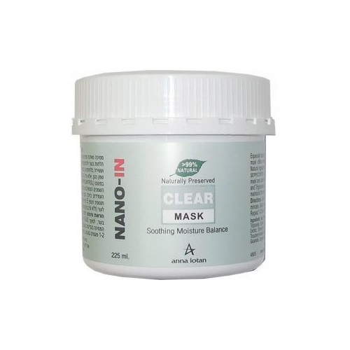 Clear Mask Soothing