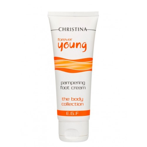 Крем для ступней ног Christina Forever Young Pampering Foot Cream