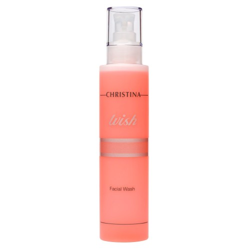 Моющее средство для лица Christina Wish  Facial Wash