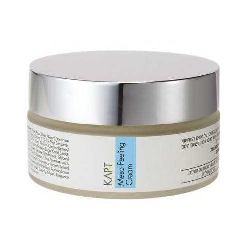 Крем-пилинг - Kart - Innovation Meso peeling cream  MESO