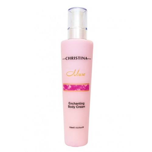Крем для тела  - Christina - Muse Enchanting Body cream