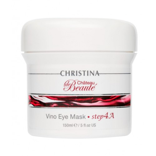 Маска для глаз - Christina - Chateau de Beaute step 4A vino eye mask