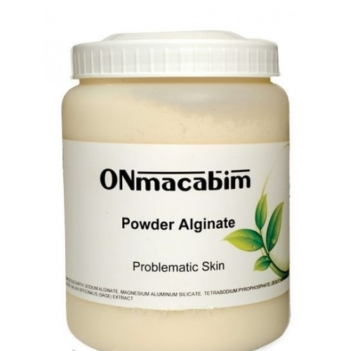 "Маска  ""ACNE- STOP"" - OnMacabim - Algae mask  acne"