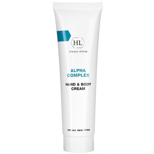 Крем для рук и тела - Holy Land - Alpha Complex Hand &body cream