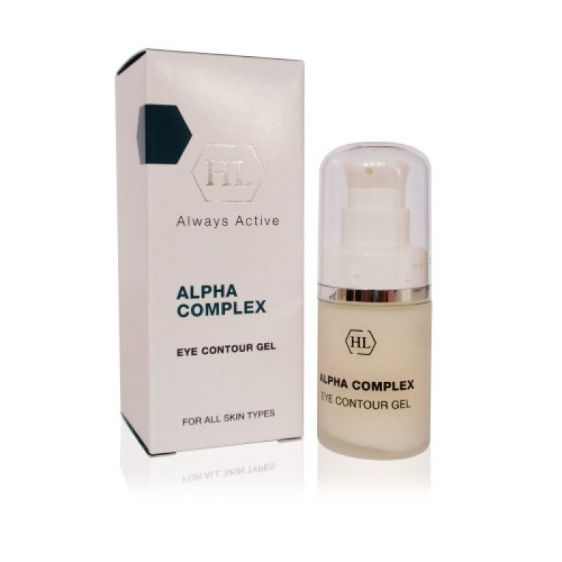 Гель для век - Holy Land - Alpha Complex Eye Contour Gel