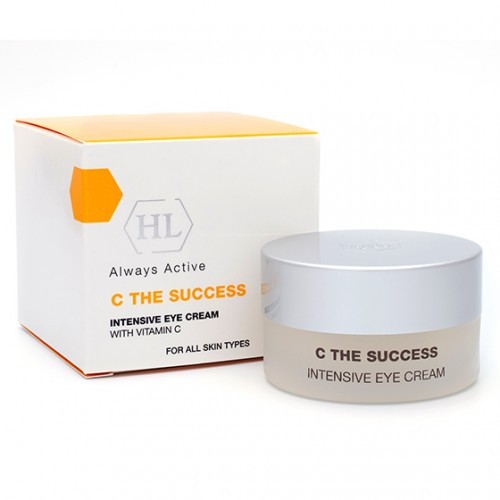 Интенсивный крем для век c витамином С - Holy Land - C the Success eye cream
