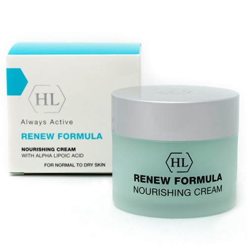 Питательный крем - Holy Land - Renew Formula Nourishing Cream