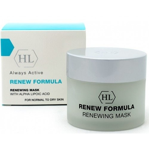 Сокращающая маска - Holy Land - Renew Formula Renewing Mask