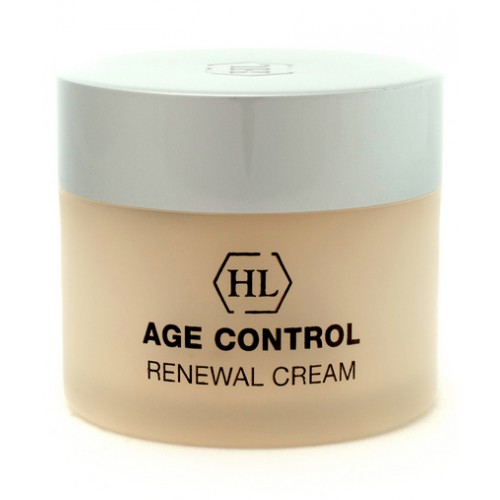 Обновляющий крем - Holy Land - Age Control Renewal Cream
