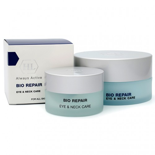 Крем для век и шеи - Holy Land - Bio Repair Eye&Neck Cream