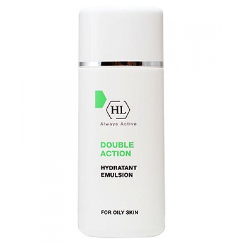 Увлажняющая эмульсия - Holy land - Double Action Hydrating Emulsion