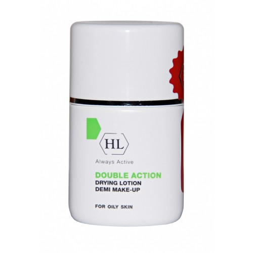 Подсушивающий лосьон с тоном локального действия - Holy Land - Double Action Drying Lotion make up