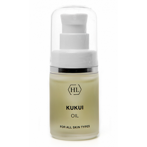 Масляный концентрат - Holy Land - Kukui Concentrated Oil