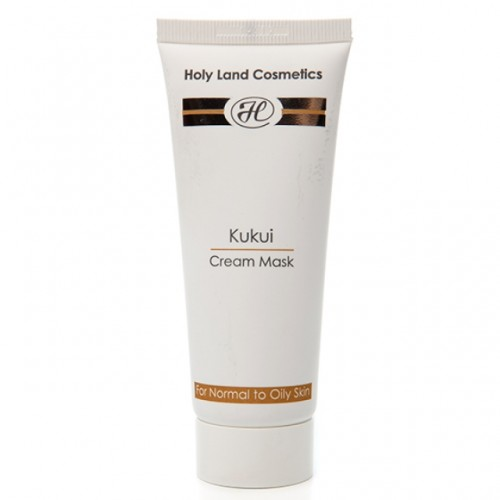 Сокращающая маска - Holy Land - KUKUI Cream Mask for oily skin