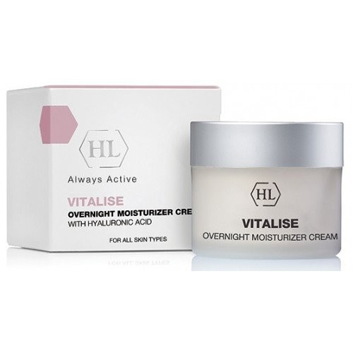 Ночной крем - Holy Land - Vitalise Overnight Moisturizer Cream