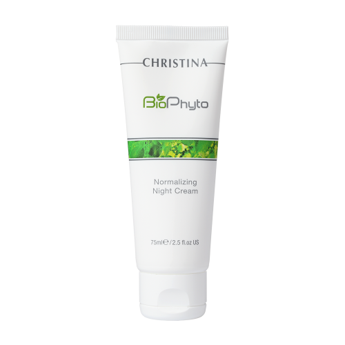 Ночной крем - Christina - Bio Phyto Normalizing Night Cream