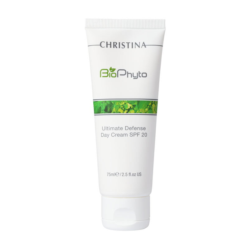 Дневной крем - Christina - Bio Phyto Ultimate Defense Day Cream SPF 20