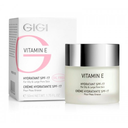 Vitamin E Moisturizer for oil skin SPF