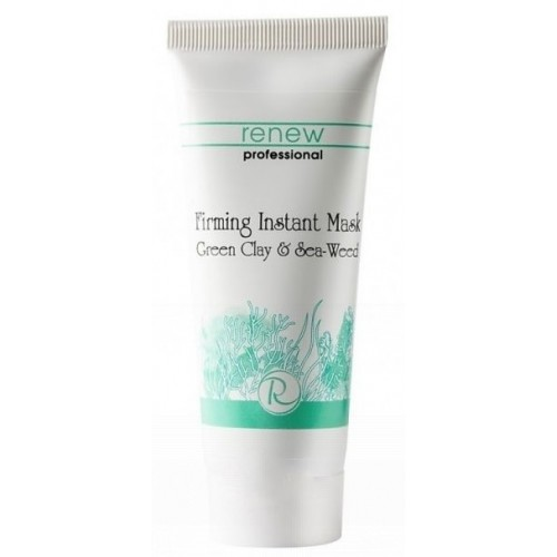 Маска - Renew - Firming Instant Mask Green Clay & Sea-weed