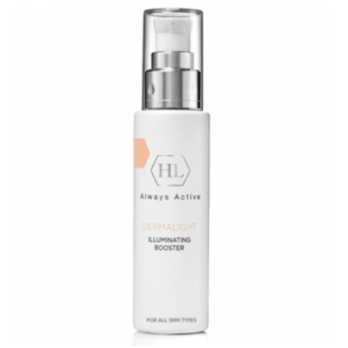 Осветляющий бустер  - Holy Land - Derma Light illuminating booster