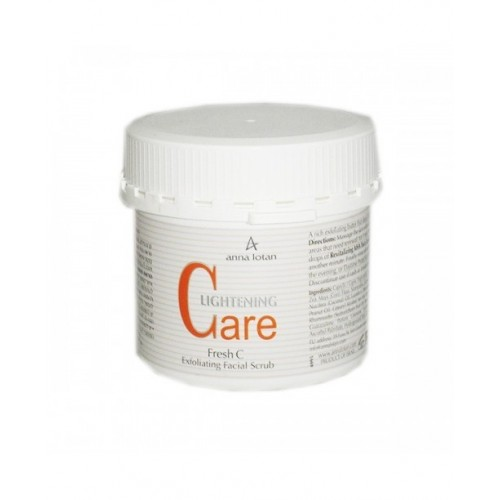 Fresh C Exfoliating Facial Scrub C White