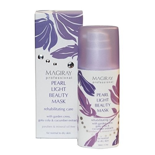 Жемчужная Маска - Magiray - Pearl beauty mask