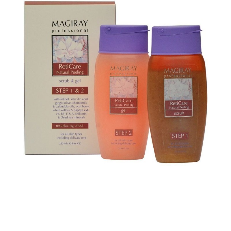 РетиКэа натуральный пилинг - Magiray - RetiCare Natural Peeling
