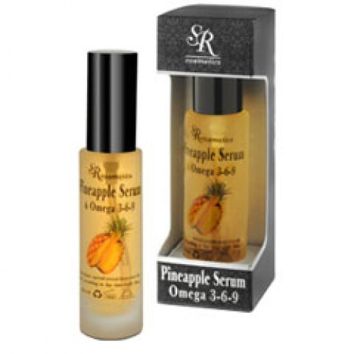 Serum omega with pineapple extract 3-6-9