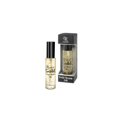 Pearl serum & gold 24 K