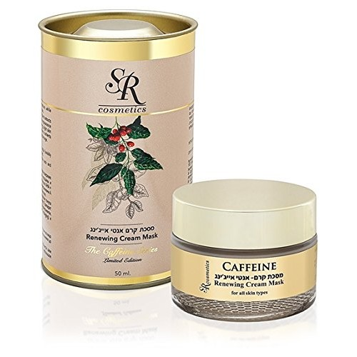 Восстанавливающая омолаживающая крем-маска - SR - Coffeine Renewing cream mask