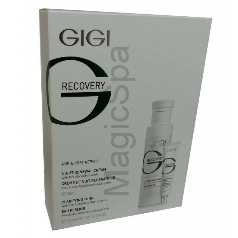 Recovery Age Renewal KIT ( Lotion 120 ml / Night Cream 50 ml)
