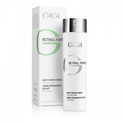 Ночной восстанавливающий крем с ретинолом - GiGi - Retinol Forte Night Cream