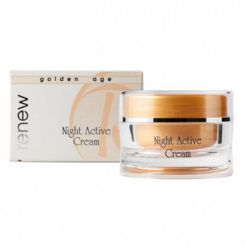 Golden Age Night Active Cream